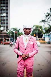 Allen Igatanyi Fashion Designer