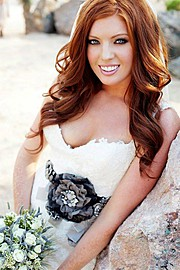 Allison Pynn makeup artist. Work by makeup artist Allison Pynn demonstrating Bridal Makeup.Bridal Makeup Photo #111116