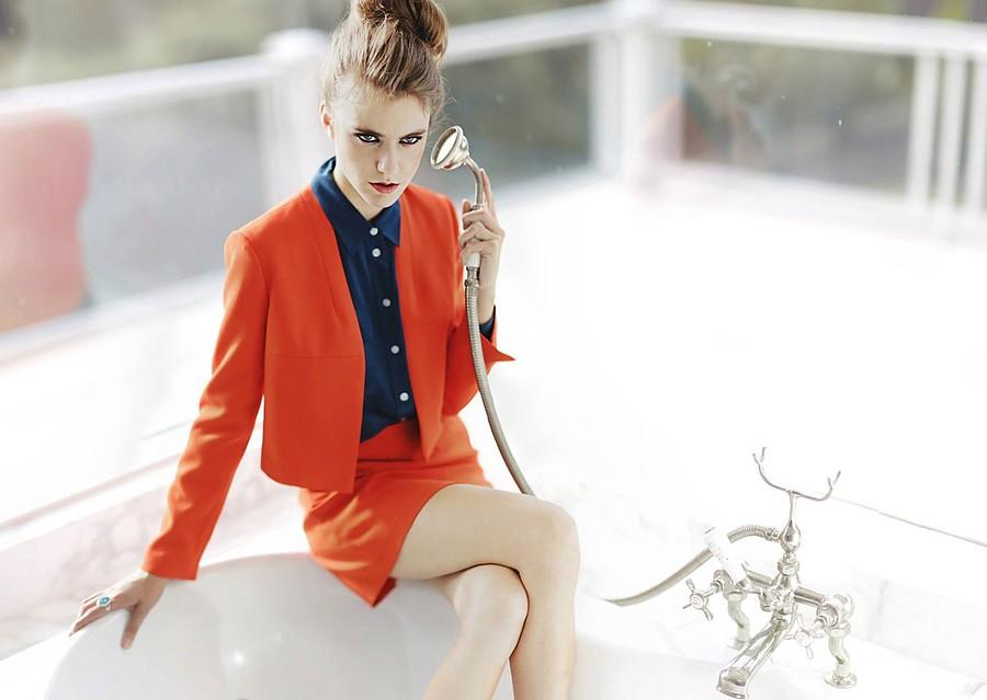 Ally Rose model. Modeling work by model Ally Rose. Photo #118186