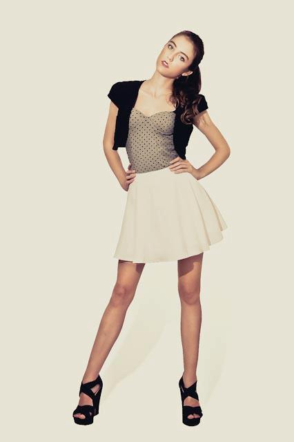 Ally Rose model. Modeling work by model Ally Rose. Photo #118187