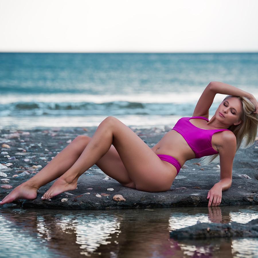 Alona Lavrentidou model (μοντέλο). Photoshoot of model Alona Lavrentidou demonstrating Body Modeling.Body Modeling Photo #231340