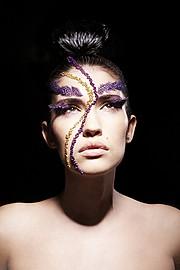 Alyona Tanvel makeup artist (визажист). makeup by makeup artist Alyona Tanvel.Eyelash Extensions Photo #57710