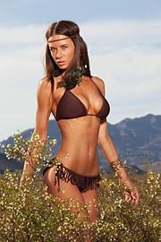 Amanda Gift model. Amanda Gift demonstrating Body Modeling, in a photoshoot by Scott Brinegar.photographer Scott BrinegarBody Modeling Photo #109457