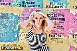 Amanda Mutchie model & makeup artist. Modeling work by model Amanda Mutchie. Photo #46981