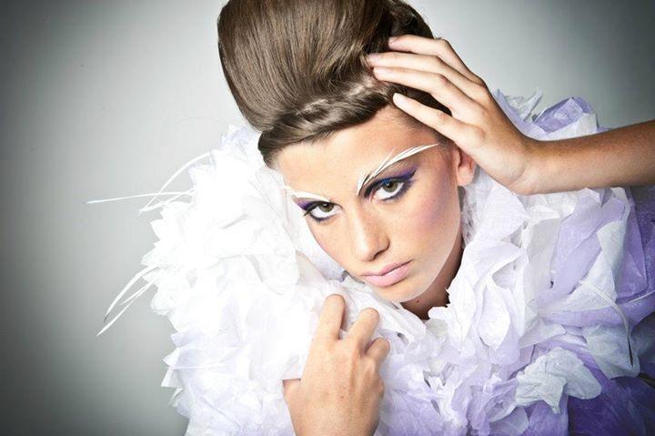 Amber Bosarge Lord hair stylist. hair by hair stylist Amber Bosarge Lord.Creative Makeup Photo #58639