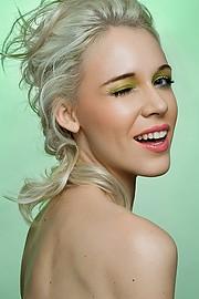 Ameslon Anne Claire model (modèle). Photoshoot of model Ameslon Anne Claire demonstrating Face Modeling.Face Modeling Photo #211911