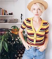 Ameslon Anne Claire model (modèle). Photoshoot of model Ameslon Anne Claire demonstrating Fashion Modeling.Fashion Modeling Photo #211934