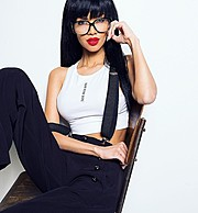 Amina Malakona model. Photoshoot of model Amina Malakona demonstrating Fashion Modeling.Fashion Modeling Photo #182084