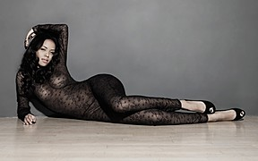 Amina Malakona model. Photoshoot of model Amina Malakona demonstrating Fashion Modeling.Fashion Modeling Photo #75430