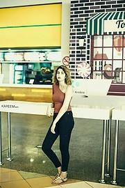 Amira Magdy Model