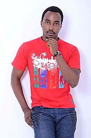 Amos Muta model. Photoshoot of model Amos Muta demonstrating Fashion Modeling.Fashion Modeling Photo #185580