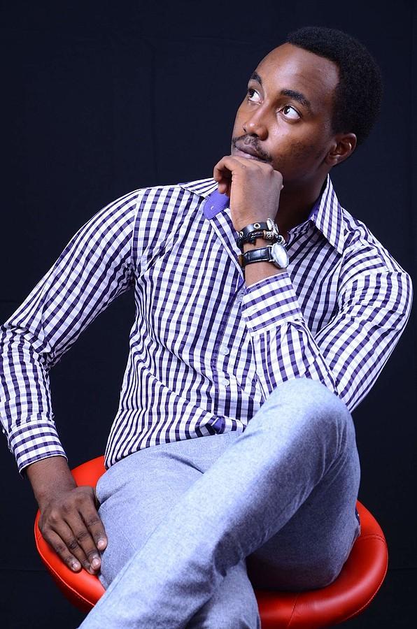 Amos Muta model. Photoshoot of model Amos Muta demonstrating Fashion Modeling.Fashion Modeling Photo #185581