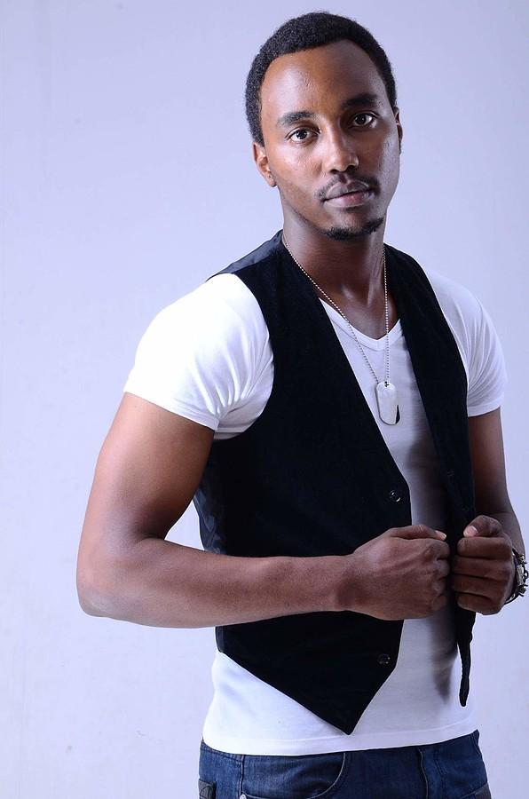 Amos Muta model. Photoshoot of model Amos Muta demonstrating Fashion Modeling.Fashion Modeling Photo #185582