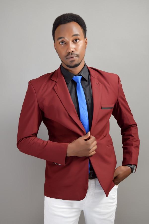 Amos Muta model. Photoshoot of model Amos Muta demonstrating Fashion Modeling.Fashion Modeling Photo #201722