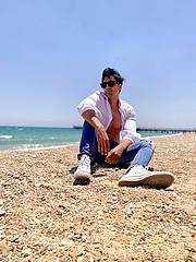 Amr Helmy model. Photoshoot of model Amr Helmy demonstrating Fashion Modeling.Fashion Modeling Photo #233079