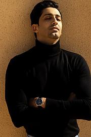 Amr Helmy model. Photoshoot of model Amr Helmy demonstrating Fashion Modeling.Fashion Modeling Photo #233077