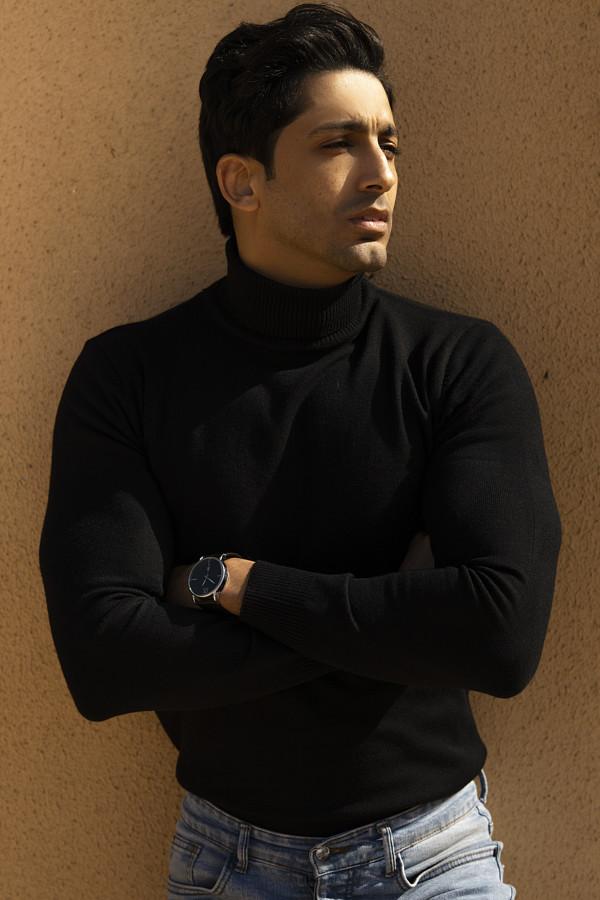 Amr Helmy model. Photoshoot of model Amr Helmy demonstrating Fashion Modeling.Fashion Modeling Photo #233080