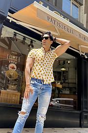 Amr Helmy model. Photoshoot of model Amr Helmy demonstrating Fashion Modeling.Fashion Modeling Photo #233087