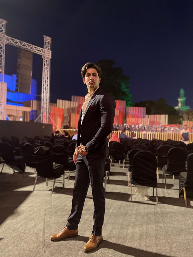 Amr Helmy model. Photoshoot of model Amr Helmy demonstrating Fashion Modeling.Fashion Modeling Photo #233088