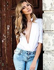 Ana Kuni model & artist. Photoshoot of model Ana Kuni demonstrating Fashion Modeling.Fashion Modeling Photo #145073
