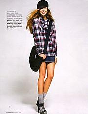 Ana Kuni model & artist. Photoshoot of model Ana Kuni demonstrating Fashion Modeling.Fashion Modeling Photo #145085
