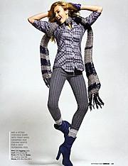 Ana Kuni model & artist. Photoshoot of model Ana Kuni demonstrating Fashion Modeling.Fashion Modeling Photo #145086