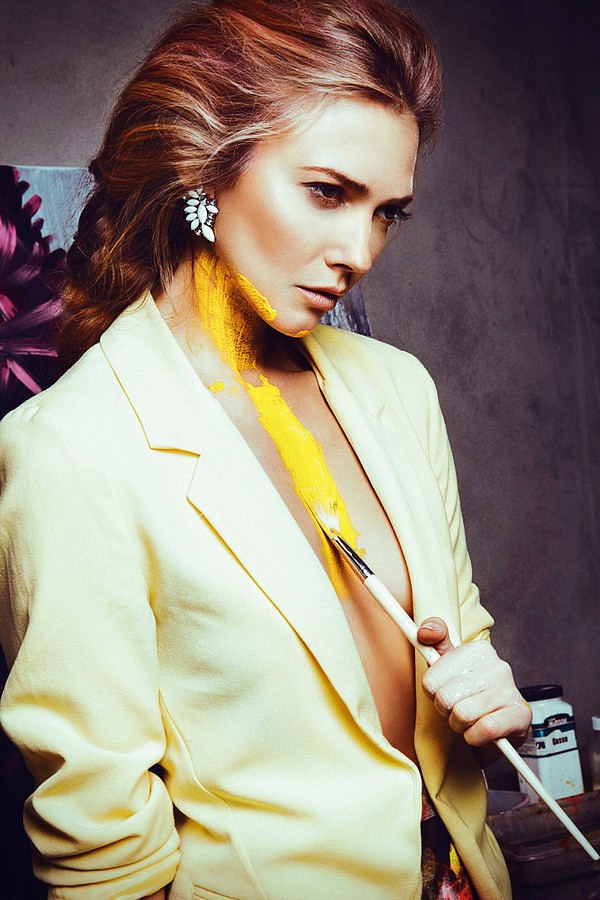 Ana Kuni model & artist. Modeling work by model Ana Kuni. Photo #145096