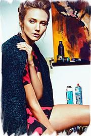 Ana Kuni model & artist. Modeling work by model Ana Kuni. Photo #145098
