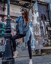 Ana Maria Fulga model. Photoshoot of model Ana Maria Fulga demonstrating Fashion Modeling.Fashion Modeling Photo #204111