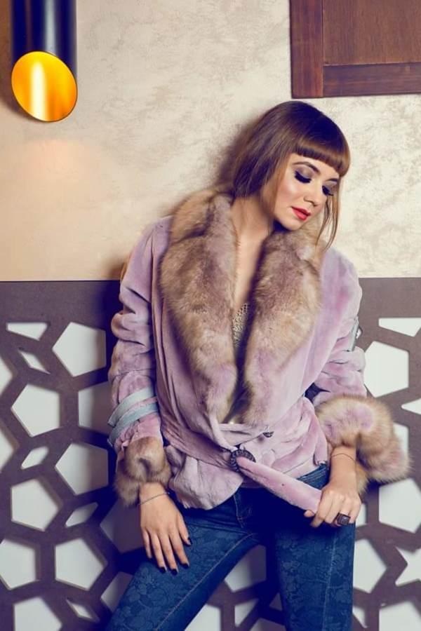 Ana Maria Fulga model. Photoshoot of model Ana Maria Fulga demonstrating Fashion Modeling.Fashion Modeling Photo #204116