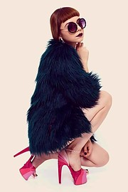 Ana Maria Fulga model. Photoshoot of model Ana Maria Fulga demonstrating Fashion Modeling.Fashion Modeling Photo #204117