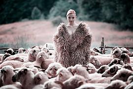 Ana Maria Fulga model. Photoshoot of model Ana Maria Fulga demonstrating Fashion Modeling.Fashion Modeling Photo #204105
