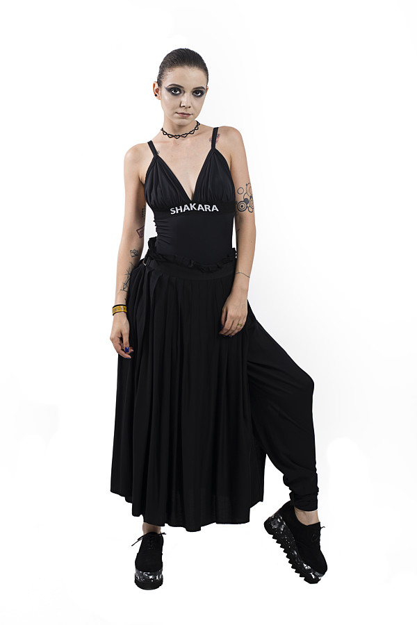Ana Maria Fulga model. Photoshoot of model Ana Maria Fulga demonstrating Fashion Modeling.For Shakara Brand Lena TeodorescuFashion Modeling Photo #204165