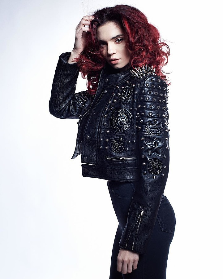 Ana Maria Ilinca model. Photoshoot of model Ana Maria Ilinca demonstrating Fashion Modeling.Fashion Modeling Photo #175512