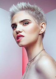 Ana Maria Ilinca model. Ana Maria Ilinca demonstrating Face Modeling, in a photoshoot with Makeup done by Raluca Andronescu.makeup: Raluca AndronescuFace Modeling Photo #185342
