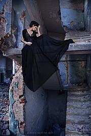 Ana Maria Ilinca model. Photoshoot of model Ana Maria Ilinca demonstrating Editorial Modeling.Editorial Modeling Photo #94659