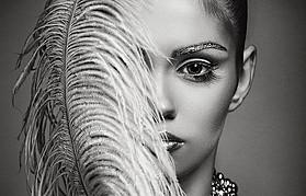 Ana Maria Ilinca model. Photoshoot of model Ana Maria Ilinca demonstrating Face Modeling.Face Modeling Photo #94685