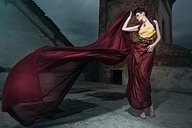 Ana Maria Ilinca model. Photoshoot of model Ana Maria Ilinca demonstrating Editorial Modeling.Editorial Modeling Photo #94706
