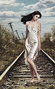 Ana Maria Ilinca model. Photoshoot of model Ana Maria Ilinca demonstrating Fashion Modeling.Fashion Modeling Photo #94715
