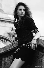 Anastasia Bondareva model (модель). Photoshoot of model Anastasia Bondareva demonstrating Fashion Modeling.Fashion Modeling Photo #102947