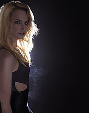 Anastasia Bondareva model (модель). Photoshoot of model Anastasia Bondareva demonstrating Face Modeling.Face Modeling Photo #102954