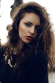 Anastasia Bondareva model (модель). Photoshoot of model Anastasia Bondareva demonstrating Face Modeling.Face Modeling Photo #102956
