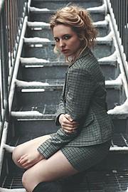 Anastasia Bondareva model (модель). Photoshoot of model Anastasia Bondareva demonstrating Fashion Modeling.Fashion Modeling Photo #102957