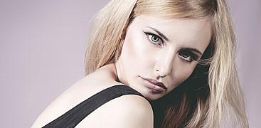 Anastasia Bondareva model (модель). Photoshoot of model Anastasia Bondareva demonstrating Face Modeling.Mari QuinatanaFace Modeling Photo #105506
