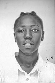 Anastasia Cobbinah model. Photoshoot of model Anastasia Cobbinah demonstrating Face Modeling.Face Modeling Photo #167555