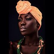 Anastasia Cobbinah model. Photoshoot of model Anastasia Cobbinah demonstrating Face Modeling.Face Modeling Photo #167559