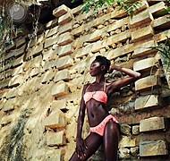 Anastasia Cobbinah model. Photoshoot of model Anastasia Cobbinah demonstrating Body Modeling.Body Modeling Photo #167579