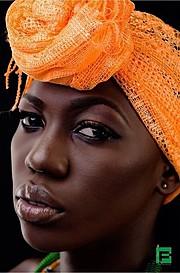 Anastasia Cobbinah model. Photoshoot of model Anastasia Cobbinah demonstrating Face Modeling.Face Modeling Photo #167587