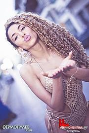 Anastasia Giousef model & dancer. Photoshoot of model Anastasia Giousef demonstrating Face Modeling.Face Modeling Photo #175637