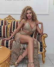 Anastasia Giousef (Αναστασία Γιούσεφ) model & dancer. Photoshoot of model Anastasia Giousef demonstrating Fashion Modeling.Fashion Modeling Photo #232310